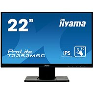 "21,5"" iiyama ProLite T2252MSC-B1 - LCD Monitor"