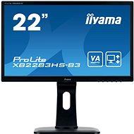 "22"" iiyama Prolite XB2283HSU-B3 - LCD Monitor"