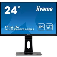 """24"""" iiyama XUB2493HSU-B1 - LCD Monitor"""