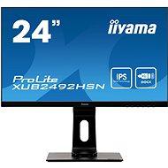 "24"" iiyama ProLite XUB2492HSN-B1 - LCD Monitor"