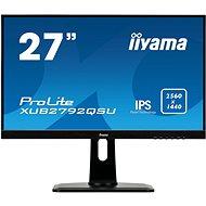 "27"" iiyama ProLite XUB2792QSU-B1 - LCD Monitor"