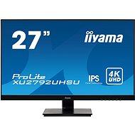 "27"" iiyama ProLite XU2792UHSU-B1 - LCD Monitor"