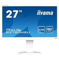 """27"""" iiyama ProLite B2780HSU-W1 weiß - LCD Monitor"""