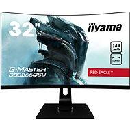 """32"""" iiyama G-Master GB3266QSU-B1 - LCD Monitor"""