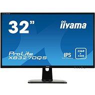 "32"" iiyama ProLite XB3270QS-B1 - LED Monitor"