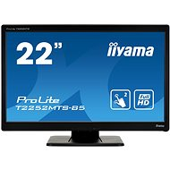 "21.5"" iiyama ProLite T2252MTS-B5 MultiTouch - LCD Touch Screen Monitor"