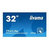 "32"" iiyama ProLite TF3237MSC MultiTouch weiß - Großformat-Display"