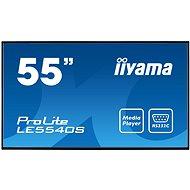 "55"" iiyama ProLite LE5540S-B1 - Großformat-Display"