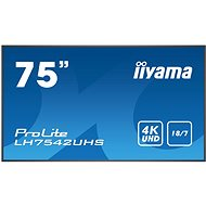 "75"" iiyama ProLite LH7542UHS-B1 - Großformat-Display"
