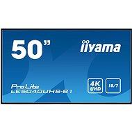 """50 """" iiyama LE5040UHS-B1 - Großformat-Display"""