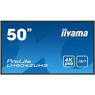 "50"" iiyama ProLite LH5042UHS-B1 - Großformat-Display"