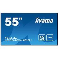 """55"""" iiyama LE5540UHS-B1 - Großformat-Display"""