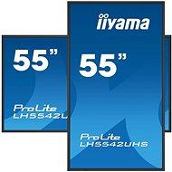 "55"" iiyama ProLite LH5542UHS-B3 - Großformat-Display"