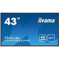 "43"" iiyama ProLite LH4342UHS-B1 - Großformat-Display"