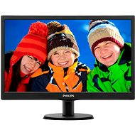 "LCD-Monitor 19,5"" Philips 203V5LSB26 - LED Monitor"