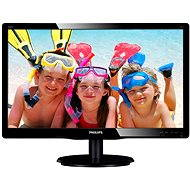 "19.5"" Philips 200V4QSBR - LED Monitor"