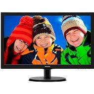 """LCD Monitor 21.5"""" Philips 223V5LSB - LED Monitor"""