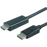 PremiumCord DisplayPort - HDMI M / M - Kabel