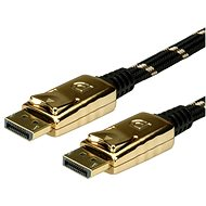 Gold ROLINE Display 3m - Videokabel