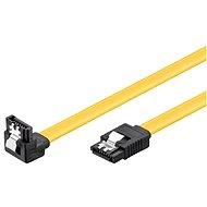 Datenkabel PremiumCord SATA III 90 0,7 m - Datový kabel