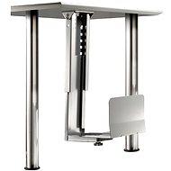 Roline Tischhalterung für PC, silberfarben, 30 kg - Tischhalter