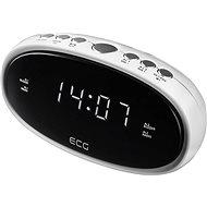 ECG RB 010 Weiß - Radiowecker
