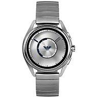 Emporio Armani Matteo Stainless Steel Silver - Smartwatch