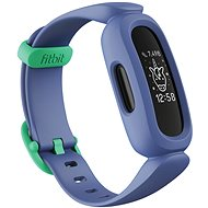 Fitbit Ace 3 Cosmic Blue/Astro Green - Fitness-Armband