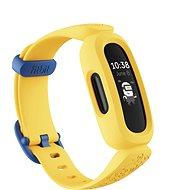 Fitbit Ace 3 Schwarz/Minions Gelb - Fitness-Armband