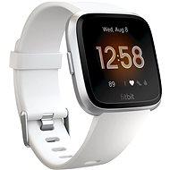 Fitbit Versa Lite White / Silver Aluminum - Smartwatch