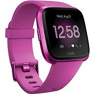 Fitbit Versa Lite - Mulberry / Mulberry Aluminium - Smartwatch