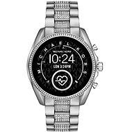 Michael Kors Bradshaw Silber - Smartwatch