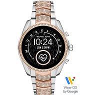 Michael Kors Gen5 Bradshaw RoseGold / Silber Edelstahl - Smartwatch