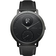 Withings Steel HR (40mm) LIMITED EDITION - Slate Grey / Black - Smartwatch