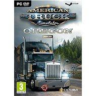 American Truck Simulator Oregon - Gaming Zubehör
