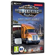 American Truck Simulator: West Coast Bundle - PC-Spiel