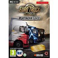 Spiel für PC - Euro Truck Simulator 2: Platinum Edition - Spiel für PC