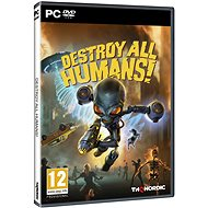 Destroy All Humans! - PC-Spiel