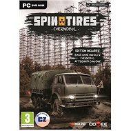 Spintires: Chernobyl - PC-Spiel