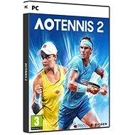 AO Tennis 2 - PC-Spiel