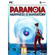 Paranoia: Happiness is mandatory - PC-Spiel