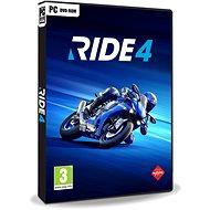 RIDE 4 - PC-Spiel
