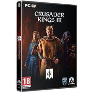 Crusader Kings III - PC-Spiel