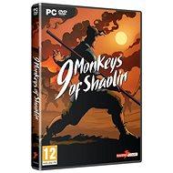 9 Monkeys of Shaolin - PC-Spiel
