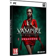 Vampire: The Masquerade Swansong - PC-Spiel