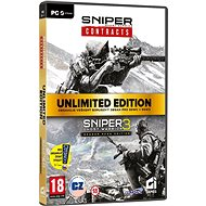 Sniper: Ghost Warrior Contracts - Unlimited Edition Bundle - PC-Spiel
