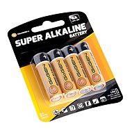 Gogen AA Alkaline LR06 Super 4 - Akku