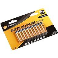 Gogen AAA LR03 Super Alkaline 10 - Batterie