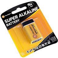9V-Batterie Gogen Super-Alkaline 1 - Akku