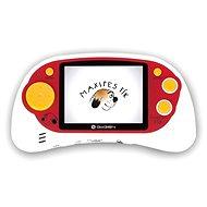 Gogen Maxipes MAXI GAMES 150 Pocket-Konsole LCD Spiel für Kinder Farbe Weiß - Digital-Game